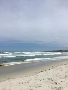 Asilomar beach