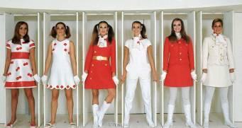 1960s-Fashion-Paris-Fall-Season-of-1968-Courreges