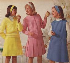 1964-teen-girls-dresses-skirts