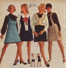 1965 dresses