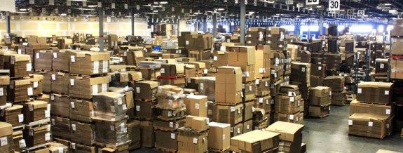 cardboard box factory