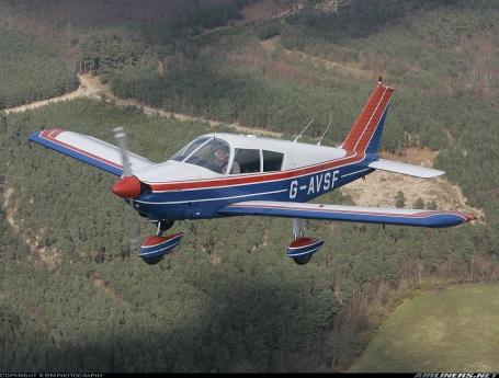 cherokee airplane