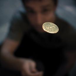 flip a coin 3