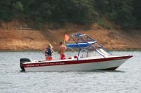Ski-Boat-at-Bridge-11