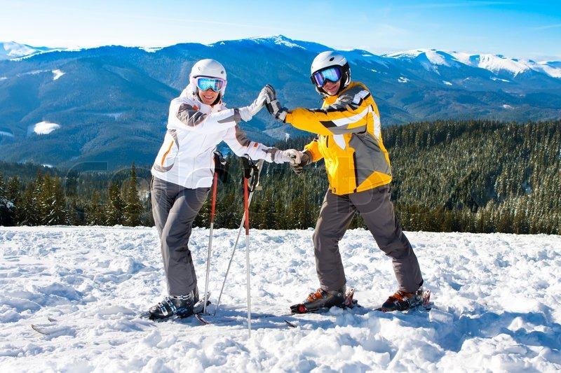 Long-playing Ski Buddies