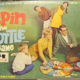 spin the bottle game