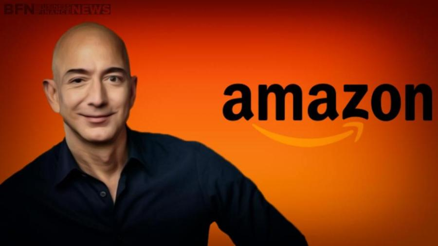 Jeff Bezos Rules the World