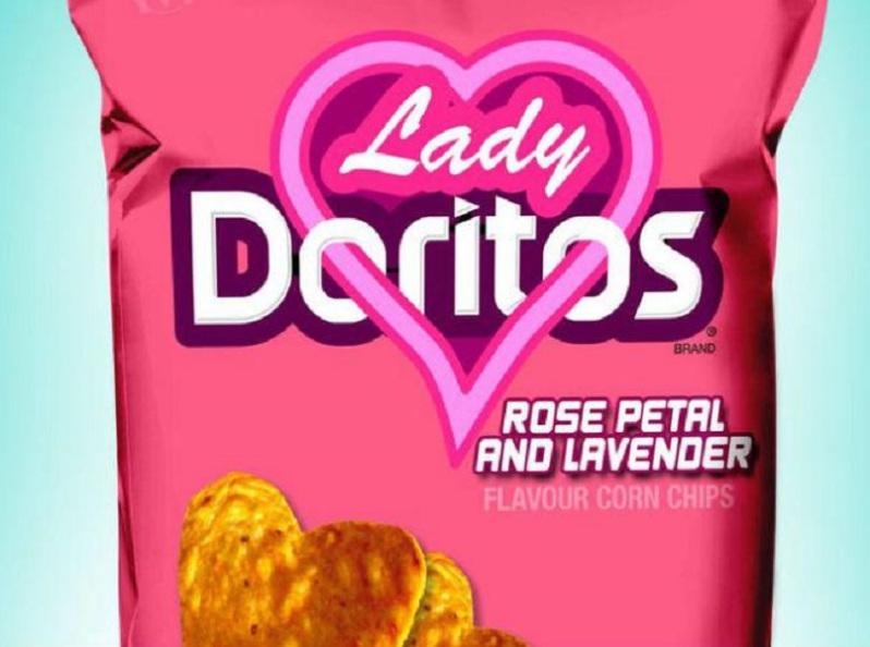 Lady Doritos