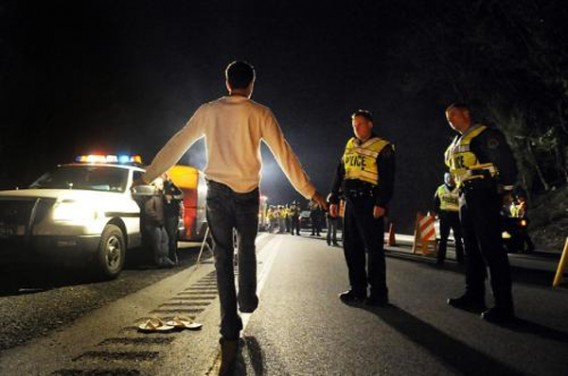 Getting a DUI