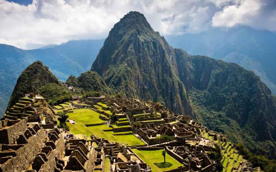 Machu Picchu Before It Was aThing