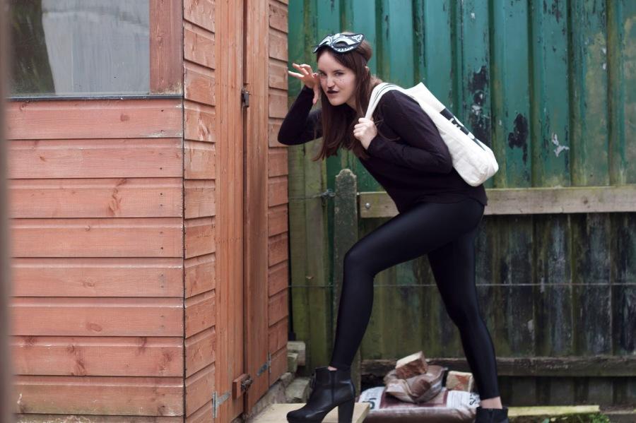 My Past Life as a CatBurglar