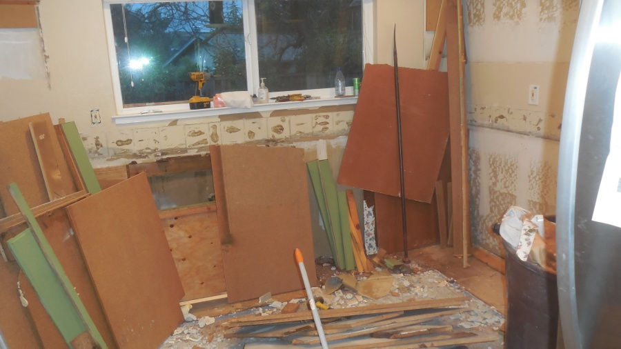The Remodeling Blues