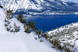 Snowy Sierras and the Donner Party