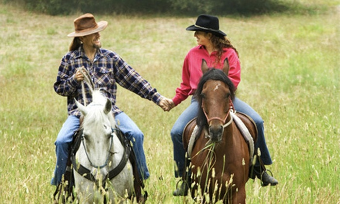 Horseback Riding on a FirstDate