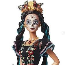 The Newest Barbie Doll — Day of the Dead