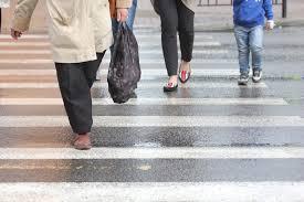 Pedestrians, Beware!