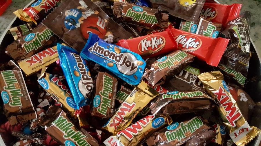 Forget Toilet Paper – I NeedChocolate
