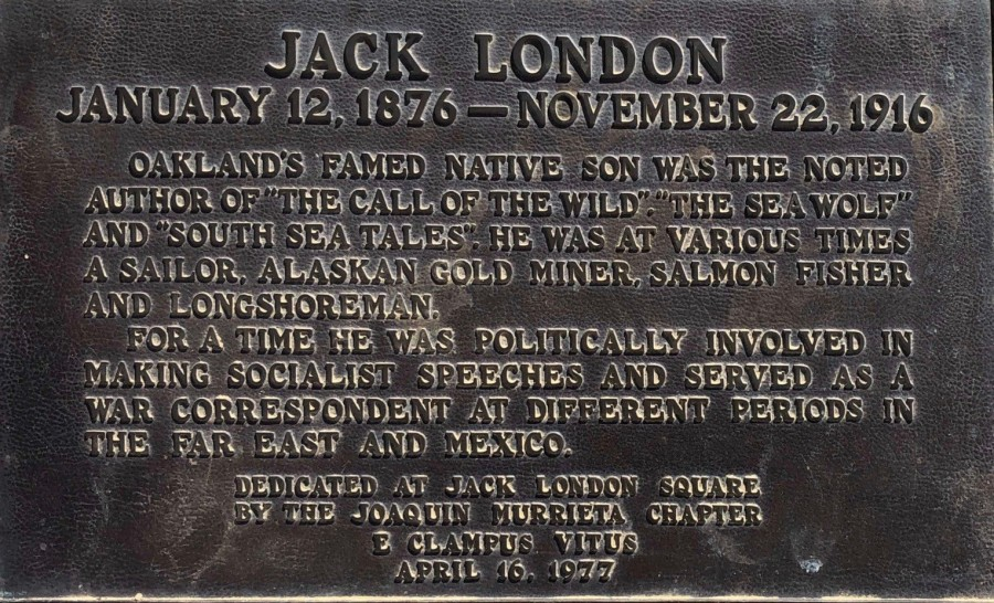 Jack London Was a Racist