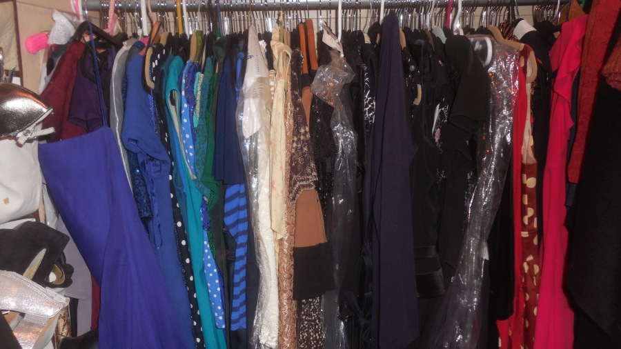 So Many Dresses, So Little Time