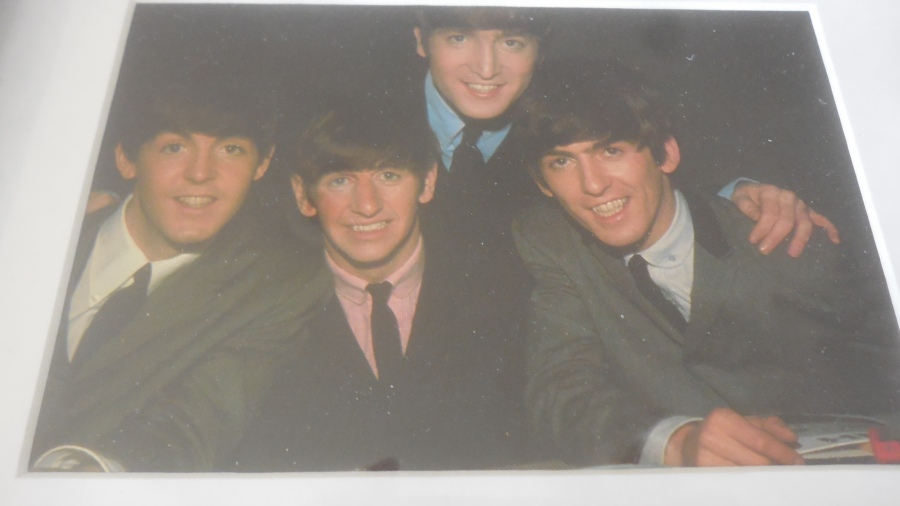 The Beatles and Me