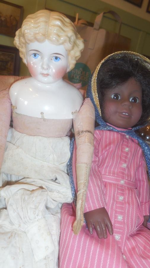 Two Dolls in TwoDays